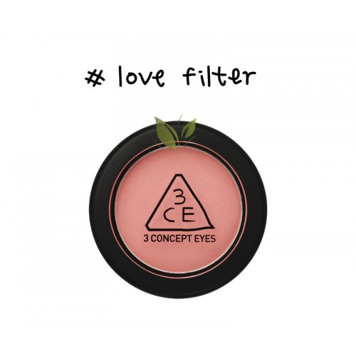 3 Concept Eyes-Blush #Love Filter