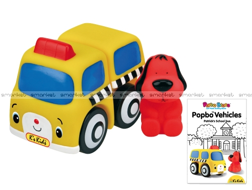 Popbo Vehicles - Patrick 校車